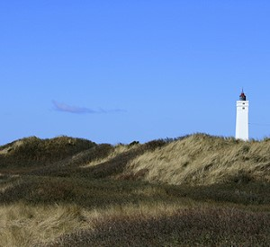 Leuchtturm von Blavand - Lighthouse of Blavand